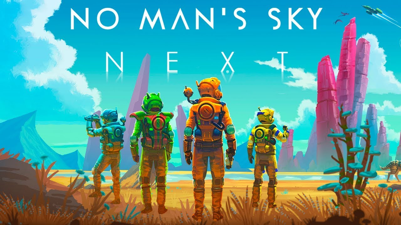 No Man's Sky NEXT | 8 Things You Need To Do Before The ...