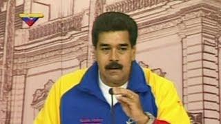 Maduro quiere crear su propia red social -- Noticiero Univisión
