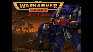 Warhammer 40,000: Chaos Gate (PC) - Mission 4 - Main objective (Walkthrough)