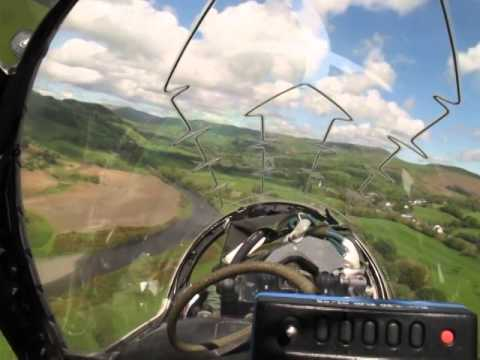 Bae Hawk T1 208 sqn XX181 (prt 1)
