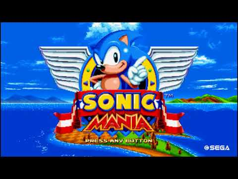 [Blind] Electric Streams: Sonic Mania and 1bitHeart Didn't Work So... Version [P2]