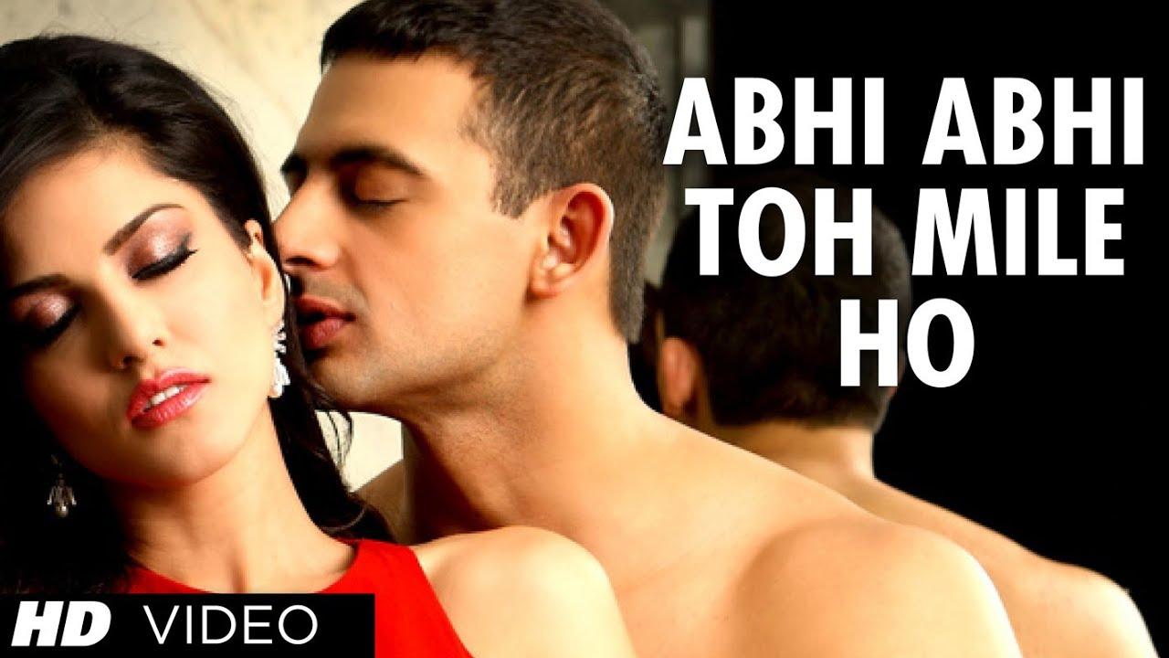 Abhi Abhi Toh Mile Ho Full Video Song Jism 2 | Sunny Leone, Randeep Hooda, Arunnoday Singh #1