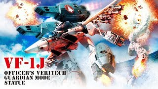 PMRT-01 : VF-1J OFFICER'S VERITECH GUARDIAN MODE (ROBOTECH SAGA)