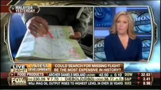 Peter Brookes on Fox Business' Money w Melissa Frances