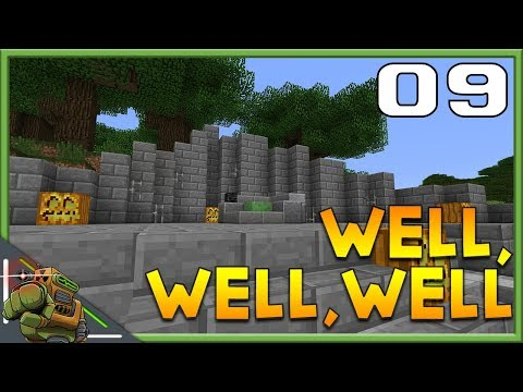 Well, Well, Well. Back In Action | Minecraft Let's Play | Season 1 Episode 9