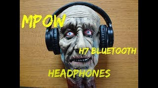 Video MPow H7 Bluetooth Headphones download MP3, 3GP, MP4, WEBM, AVI, FLV Oktober 2018