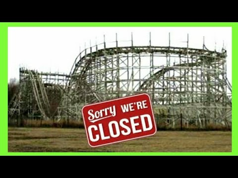 Abandoned Joyland Amusement Park In Wichita Kansas