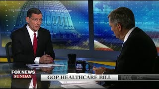 Barrasso Discusses Senate Health Care Bill on Fox News Sunday thumbnail