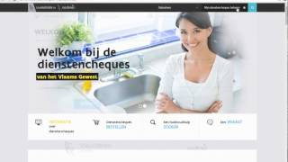 Overstappen naar elektronische dienstencheques