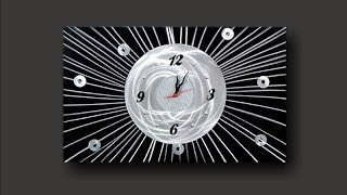 Metal Wall Clocks Queensland ~ Large Metal Clocks Brisbane