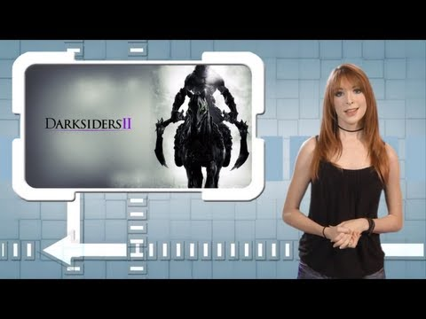 Darksiders 2 Review W/ Lisa Foiles - The Good, The Bad, & The Rating - TGS