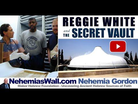 Reggie White and the Secret Vault - NehemiasWall.com
