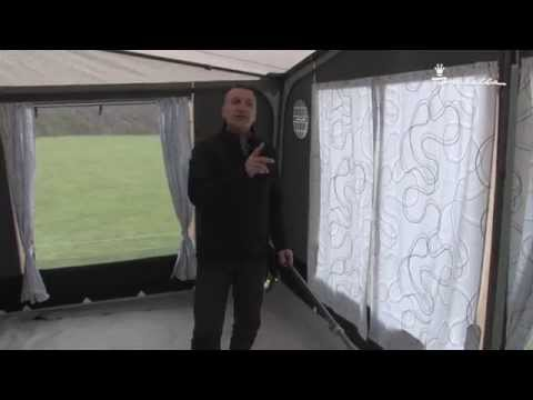 Isabella Awnings - Capri Coal