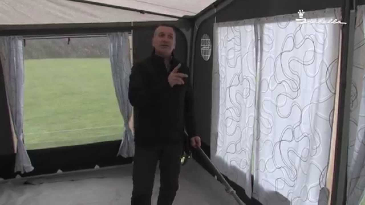 Isabella Awnings - Capri Coal - YouTube