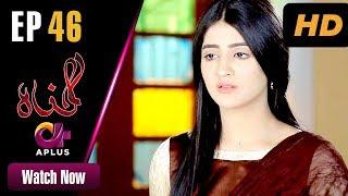 Gunnah - Episode 46 | Aplus Dramas | Sara Elahi, Shamoon Abbasi, Asad Malik | Pakistani Drama