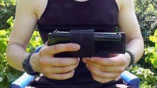 Универсальная кобура Maxpedition pistol holster: обзор и тест