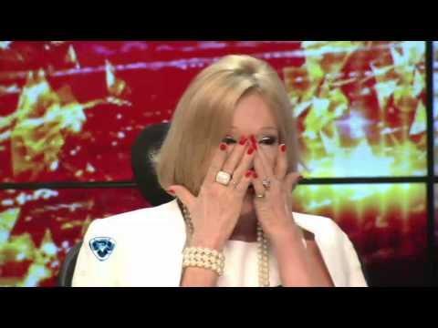 Showmatch 2014 - EMOCIÓN SIN FIN: La conmovedora historia del Cuba, puntaje ideal y aplausos