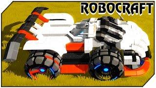 ROBOCRAFT ➤ ТАЧКИ с РОБОШОПА # 1