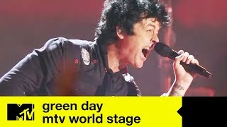 Rock out with Green Day and relive their iconic World Stage performance live from the 2019 MTV EMA in Seville, Spain. The legendary Rock band closed out ...