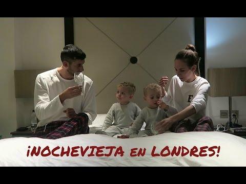 VLOG | VIAJE A LONDRES PARTE 4 | Nuestra NOCHEVIEJA en LONDON + Nothing Hill + Winter Wonderland…