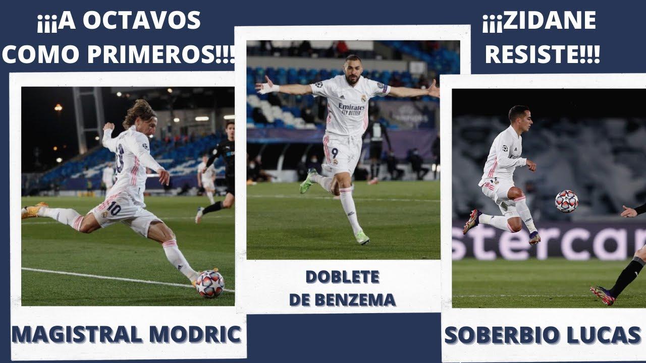 Real Madrid vs. Atalanta player ratings: Benzema, Modric, shine as ...