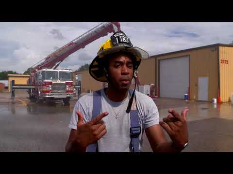 None - Orange County Fire Rescue does Lip Sync Challenge!