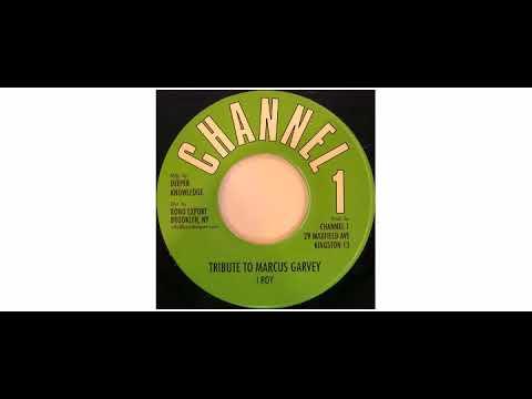 I-Roy - Tribute To Marcus Garvey - 7