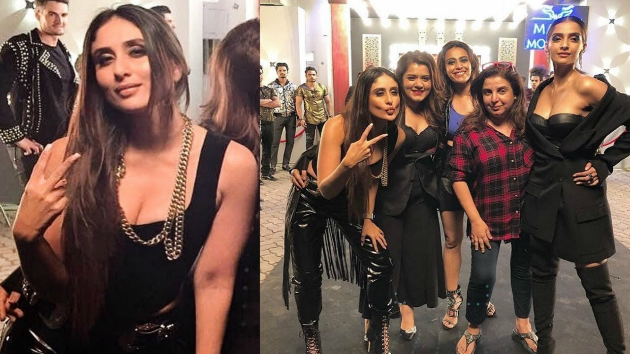 Veere Di Wedding Song - Kareena Kapoor, Sonam Kapoor, Swara Bhaskar Shooting
