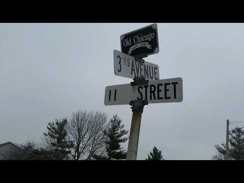 Gangster John Looney Location Tour-Rock Island-Quad Cities