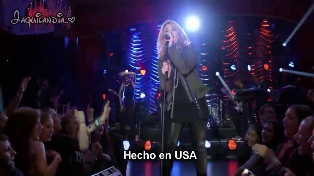 Download Demi Lovato- Made in the USA - Video- subtitulado español