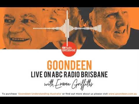Goondeen on ABC Radio Brisbane