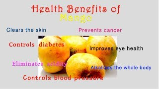 Health Benefits Of Mango |Mango Nutrition | Super Fruits & Food | By Wow ! Healthy Desi Food #
