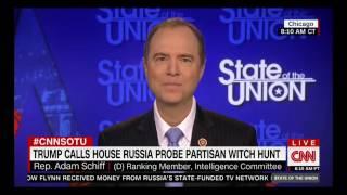 Democrat Adam Schiff Admits No Evidence of Trump-Russia Collusion