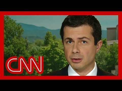 Pete Buttigieg on shootings: We can't go on like this