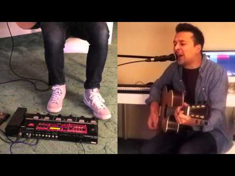 Everybody Wants To Rule The World - Tears For Fears (Richie Phillips Live Looping Cover)