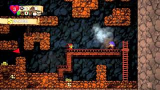 Foxman Plays: Spelunky - Episode 43 - Squirm