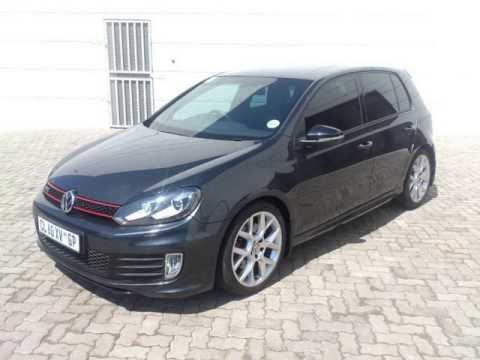 2013 VOLKSWAGEN GOLF GTI 2.0TSI EDITION 35 DSG Auto For Sale On Auto Trader South Africa