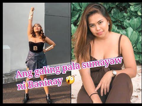 Baninay Bautista TikTok Compilation