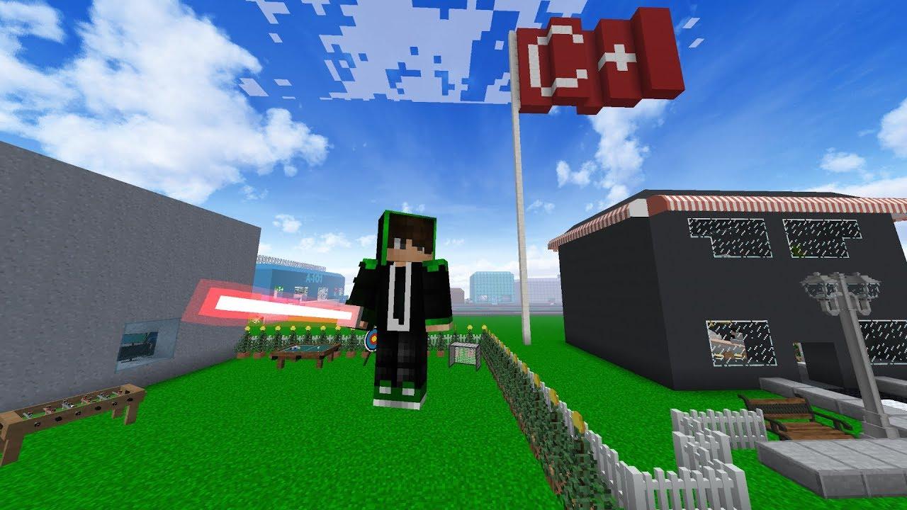 KAAN STYLE'NIN İNANILMAZ SÜPER GÜCÜ ?? ? -Minecraft
