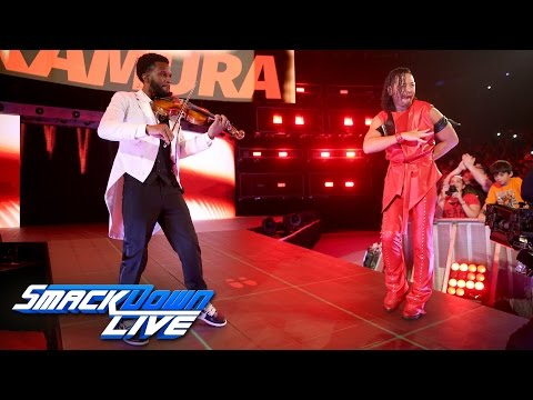 Image result for shinsuke debuts on smackdown