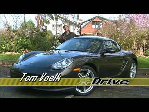DRIVE Porsche Cayman