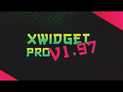 Xwidget Pro v1.97 | Ismael Pérez