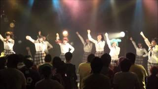 大阪のアイドルグループ 『インフローレ女学院』 毎週土曜日に 日本橋Po...