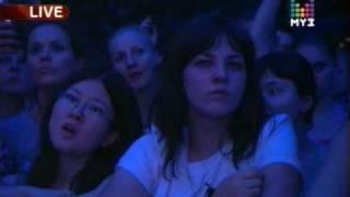 Latoya Jackson, Валерия,Сергей Лазарев Earth Song - Премия, 11.06.10