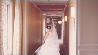 Mandi and Charlie's Ritz Carlton Wedding   Instagram Teaser