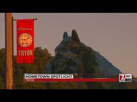 Hometown Spotlight Tryon, NC