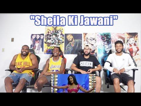 "Sheila Ki Jawani""  Song  Tees Maar Khan Katrina Kaif REACTION"