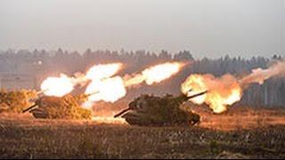 Артиллеристы и мотострелки участвуют в масштабной операции в ЕАО