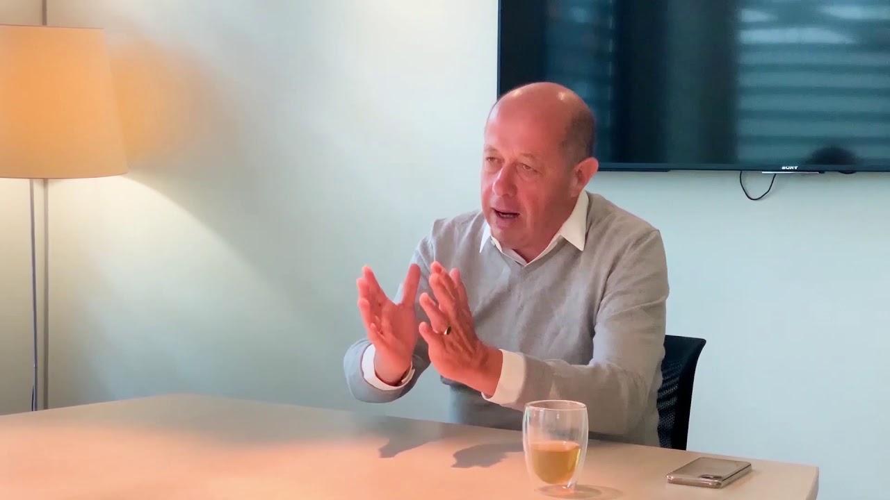Lijden & leiden tijdens Corona: vlog interview met Huib Boissevain van Annexum