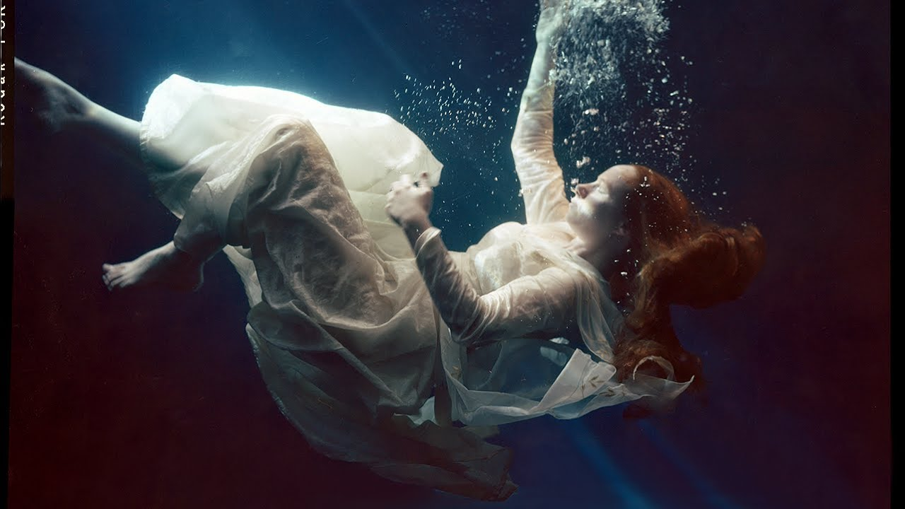 Underwater Large Format Photography